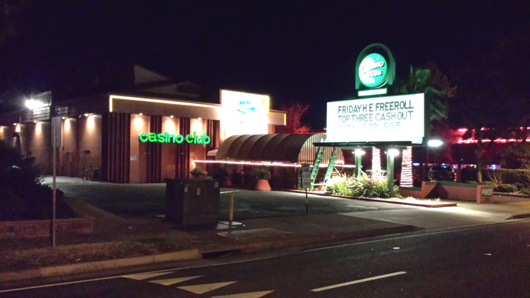 Casino Club In Redding Ca