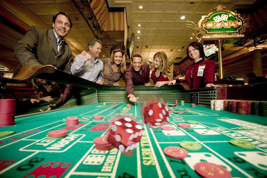 Casino Table Games At Belterra