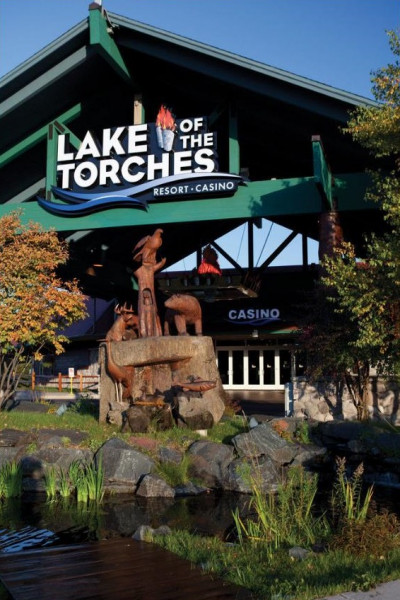 lake of the tourches casino