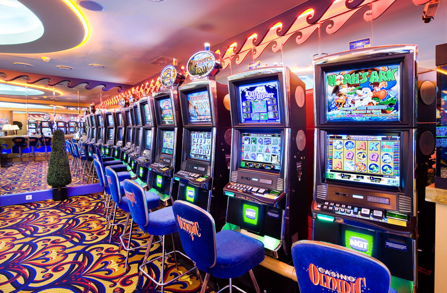 Olympic Casino Online