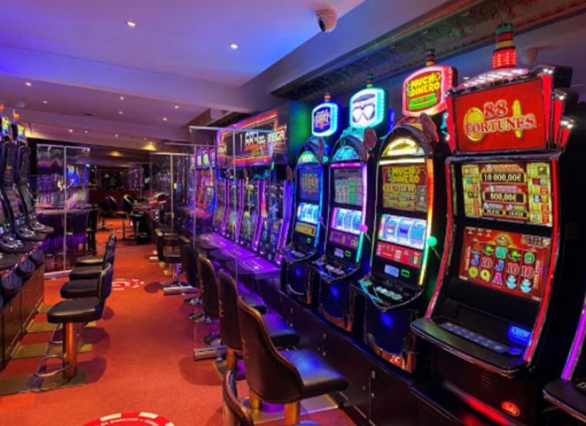 Casino Circus D Allevard