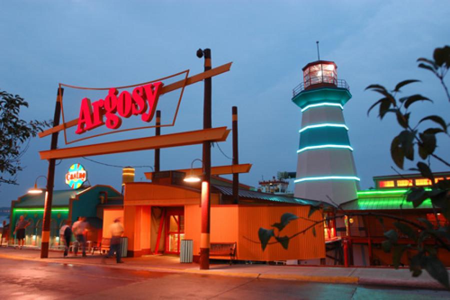 riverboat casino sioux city iowa