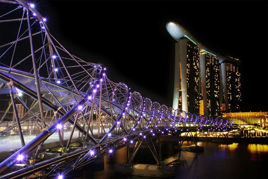 Marina bay sands casino games