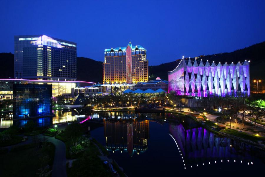 kangwon land resort /u0026 casino