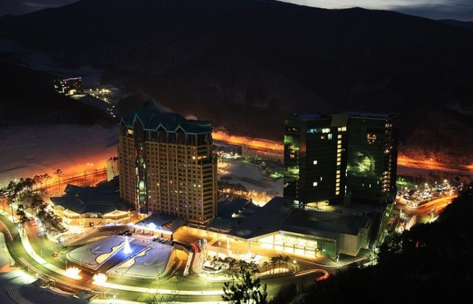 Kangwon land resort /u0026 casino casino in snoqualmie washington