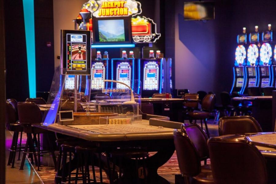 Casino By Vanshaw
