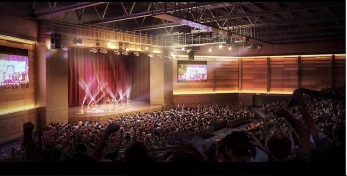 emerald queen casino concert venue review