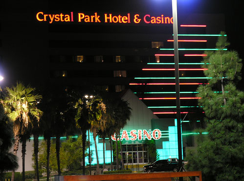 does casino gambling cause crime