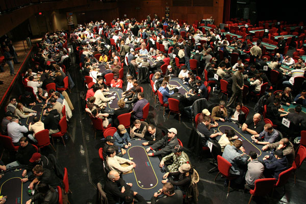 River Rock Casino Poker