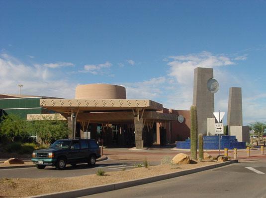 casino arizona address