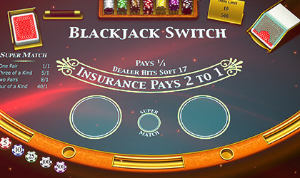 How To Play Blackjack Switch