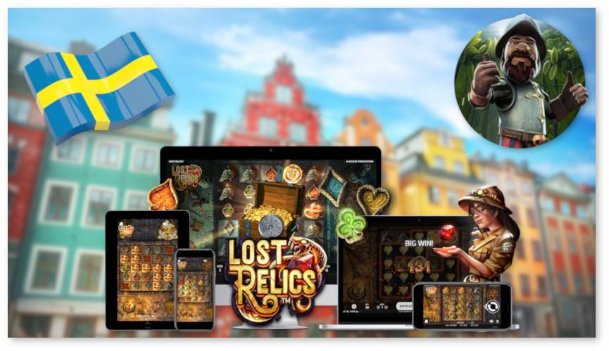 Online Casinos for Sweden