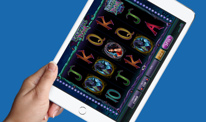 iPad casinos