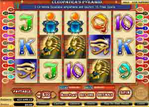 Golden Pyramid Slot - Play Now with No Downloads