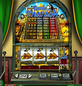 Play Pharaohs Secrets Slots Online at Casino.com NZ