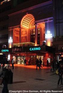 europe casino directory
