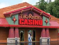 Two rivers casino and resort